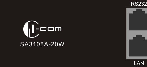 ICON SA3108A-20W SC