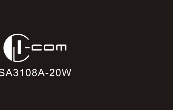 ICON SA3108A-20W LC