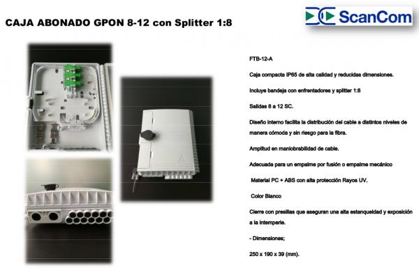 Caja PLC 12 SC