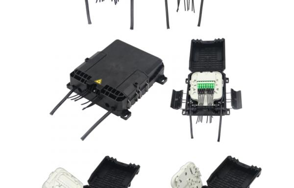Caja Terminal/Segregación SCB-W8 IP68