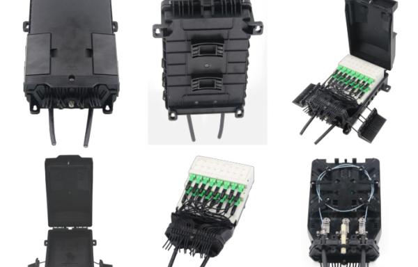 Caja Terminal/Segregación SCB-W16 IP68